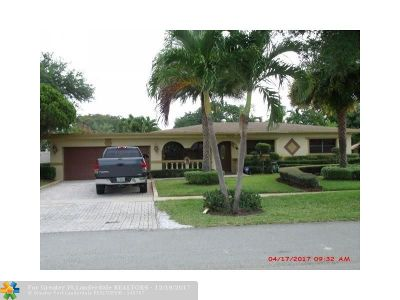 Fort Lauderdale Single Family Home For Sale: 760 Pennsylvania Ave