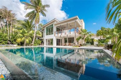 Fort Lauderdale Single Family Home For Sale: 225 N Gordon Rd