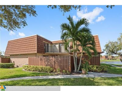 Davie Condo/Townhouse For Sale: 11881 SW 12th Pl #11881