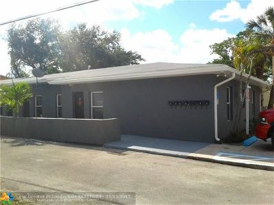 Fort Lauderdale Multi Family Home For Sale: 304 SE 21st St