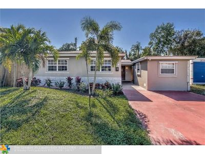 Fort Lauderdale Single Family Home For Sale: 3130 SW 17th St