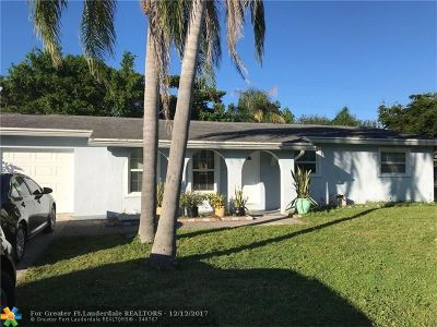 Lake Worth Single Family Home For Sale: 9179 Banquet Wy