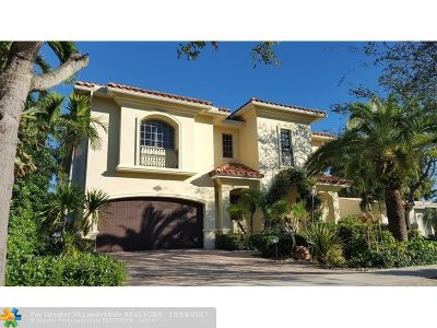 Fort Lauderdale Single Family Home For Sale: 1911 NE 7th Ct