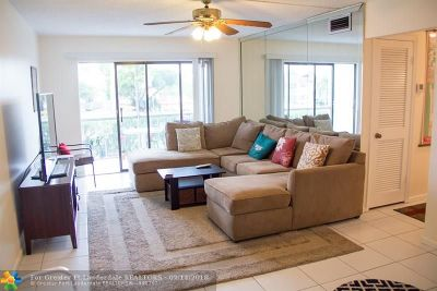 Pompano Beach Condo/Townhouse For Sale: 180 Cypress Club Dr #826