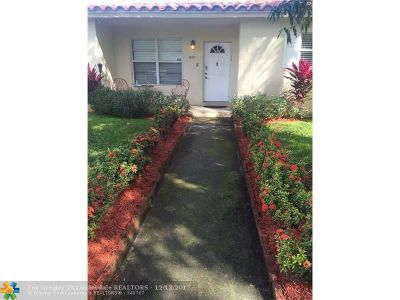 North Miami Beach Single Family Home For Sale: 16901 NE 8th Ave