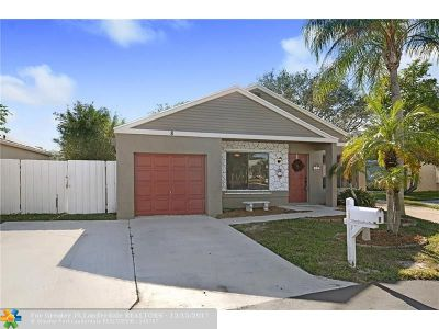 Boynton Beach Single Family Home Backup Contract-Call LA: 8 Beckley Pl