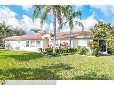 Weston Single Family Home Backup Contract-Call LA: 16505 Sapphire St