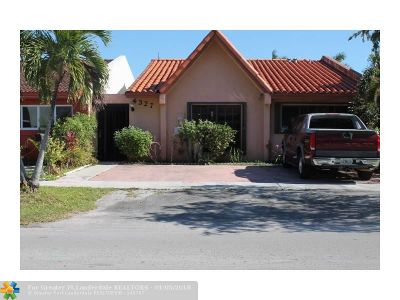 Hialeah Single Family Home For Sale: 4327 W 10th Ct