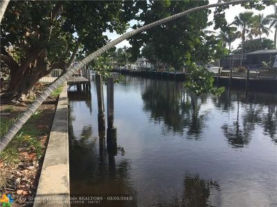Pompano Beach Residential Lots & Land For Sale: 260 SE 11th St