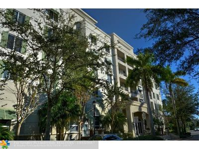 Plantation Condo/Townhouse For Sale: 510 NW 84th Ave #321