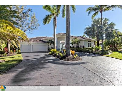 Coral Springs Single Family Home Backup Contract-Call LA: 12116 NW 9th Pl