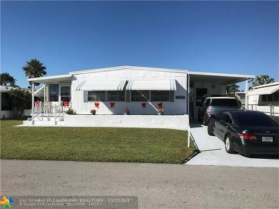 Davie Single Family Home For Sale: 2229 SW 83rd Ter