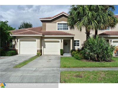 Boynton Beach Condo/Townhouse For Sale: 6715 Old Farm Trail #6715