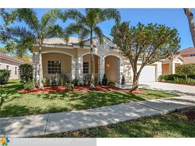 Weston Single Family Home Backup Contract-Call LA: 4313 Fox Holw