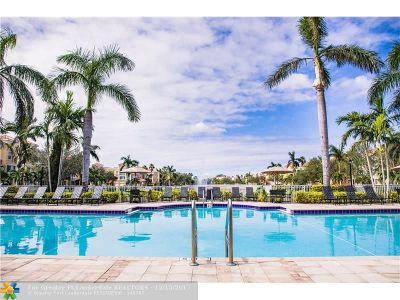 Palm Beach Gardens Condo/Townhouse For Sale: 11032 Legacy Dr #205