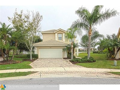 Boynton Beach Single Family Home For Sale: 8700 Sandy Crest Ln