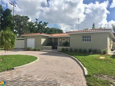 Miramar Single Family Home For Sale: 6300 SW 34th St