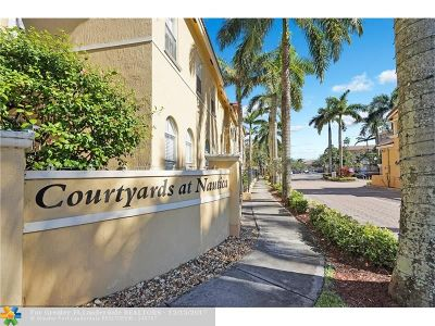 Miramar Condo/Townhouse For Sale: 4301 SW 160th Ave #107