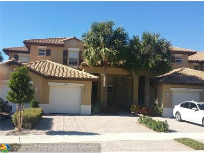 Parkland Condo/Townhouse For Sale: 8003 NW 128th Ln #14 D