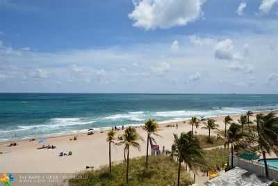 Lauderdale By The Sea Condo/Townhouse Backup Contract-Call LA: 4300 El Mar Dr #43