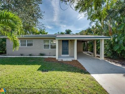 Broward County, Collier County, Lee County, Palm Beach County Rental For Rent: 728 NW 19th St