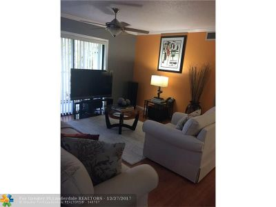 Broward County, Collier County, Lee County, Palm Beach County Rental For Rent: 677 Trace Cir #206