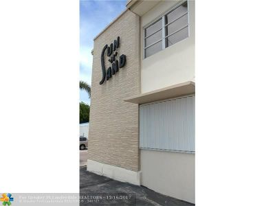 Broward County, Collier County, Lee County, Palm Beach County Rental For Rent: 1315 N Ocean Dr #101
