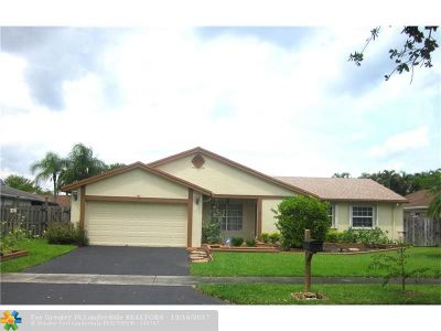 Cooper City Single Family Home Backup Contract-Call LA: 11561 SW 51st Ct