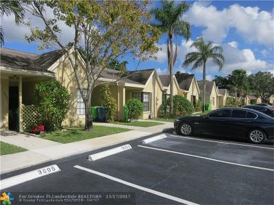 Broward County, Collier County, Lee County, Palm Beach County Rental For Rent: 3690 NW 83rd Ln #3690