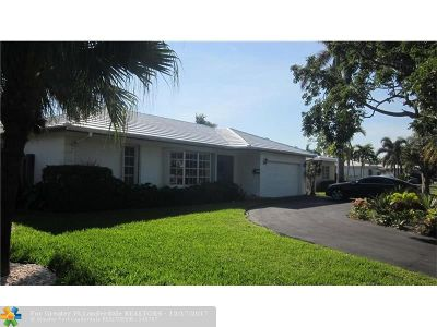 Pompano Beach FL Single Family Home For Sale: $431,111