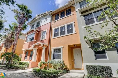 West Palm Beach Condo/Townhouse For Sale: 660 Amador Ln #2