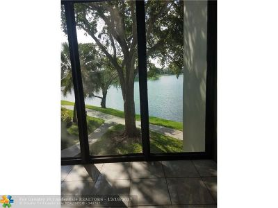Broward County, Collier County, Lee County, Palm Beach County Rental For Rent: 212 Lake Pointe Dr #209