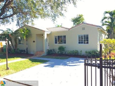 Miami Single Family Home For Sale: 6724 SW 32nd Ter
