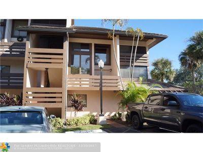 Plantation Condo/Townhouse Backup Contract-Call LA: 140 SW 96th Ter #108