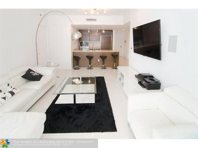 Miami Condo/Townhouse For Sale: 475 Brickell Ave #3613