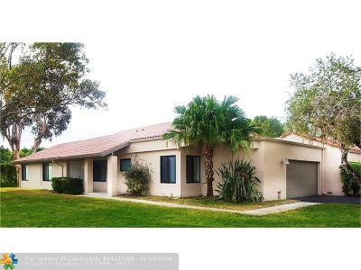 Weston Single Family Home Backup Contract-Call LA: 619 Village Lake Dr