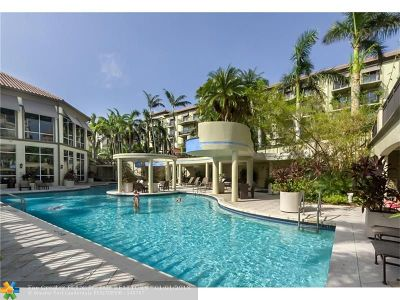 Wilton Manors Condo/Townhouse For Sale: 2625 NE 14 Ave #507