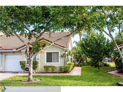 Margate Condo/Townhouse Backup Contract-Call LA: 7546 Pinewalk Dr #7546