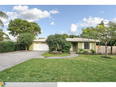 Delray Beach Single Family Home For Sale: 1511 N Swinton Ave