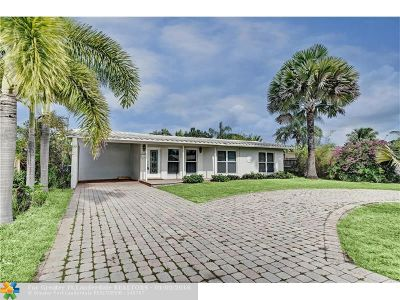 Wilton Manors Single Family Home Backup Contract-Call LA: 649 NW 30th Ct