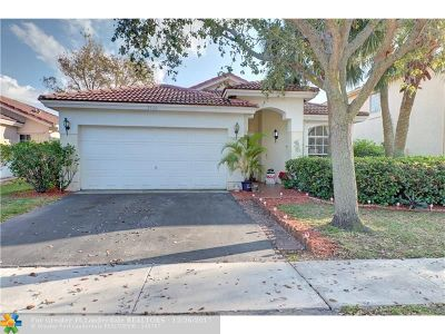 Margate Single Family Home Backup Contract-Call LA: 2860 NW 75th Ter
