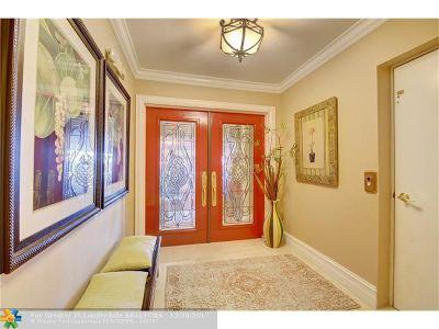 Hillsboro Beach Condo/Townhouse For Sale: 1170 Hillsboro Mile #305