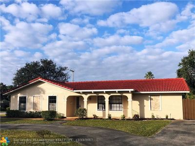 Boca Raton Single Family Home For Sale: 401 NW 11th Ave