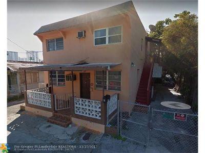 Miami Multi Family Home For Sale: 28 NE 28th St