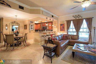 Wilton Manors Condo/Townhouse For Sale: 2617 NE 14th Avenue #101
