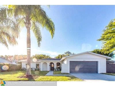Miami Single Family Home For Sale: 7600 SW 129th Ave