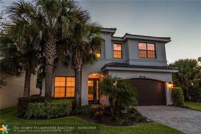 Delray Beach Single Family Home For Sale: 14701 Smokey Citrine St