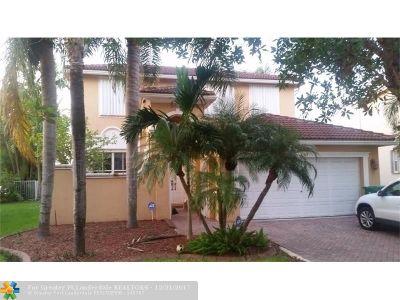Miramar Single Family Home For Sale: 13187 SW 31st St