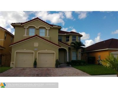 Miami Single Family Home For Sale: 16426 SW 84th Ln