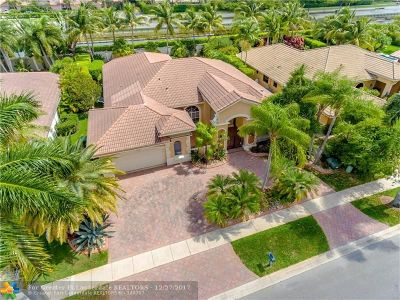 Plantation Single Family Home For Sale: 10997 Golden Eagle Ct